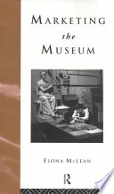 Marketing the Museum Book