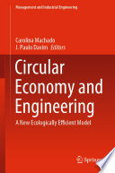 Circular Economy and Engineering Book