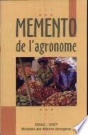 Manuel D Agronomie Tropicale Exemples
