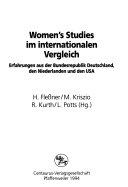 Women s Studies im internationalen Vergleich