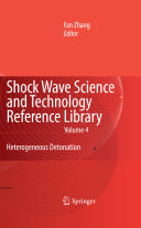 Shock Wave Science and Technology Reference Library  Vol 4