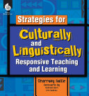 Strategies for Culturally and Linguistically Responsive Teaching and Learning Pdf/ePub eBook