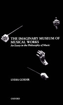 Pdf The Imaginary Museum of Musical Works : An Essay in the Philosophy of Music Telecharger