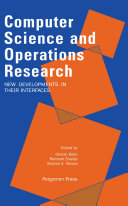 Computer Science and Operations Research  New Developments in their Interfaces