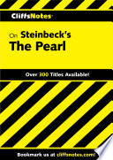 Cliffsnotes On Steinbeck S The Pearl Book PDF