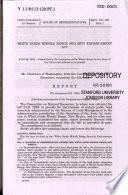 White Sands Missile Range Security Enhancement Act Book PDF