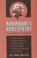 Hahnemann   Homoeopathy