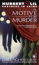 A Motive for Murder Book