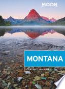 Moon Montana Book