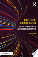 Storytelling for Virtual Reality Book