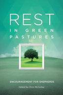 Rest in Green Pastures