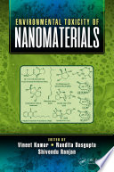 Environmental Toxicity of Nanomaterials Book