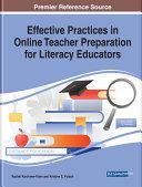 Effective Practices in Online Teacher Preparation for Literacy Educators