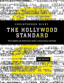 link to Hollywood Standard Complete & Authoritative Guide to Script Format & Style in the TCC library catalog