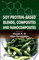 Soy Protein Based Blends  Composites and Nanocomposites Book