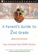 A Parent S Guide To 2nd Grade