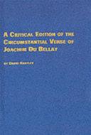 Joachim Du Bellay Books, Joachim Du Bellay poetry book