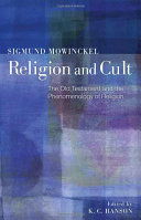Pdf Religion and Cult