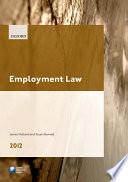 Employment Law 2012