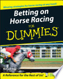 """Betting on Horse Racing For Dummies"" by Richard Eng"