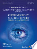 Contemporary Scleral Lenses  Theory and Application Book