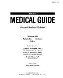 Magill s Medical Guide  Paramedics   Zoonoses   Index