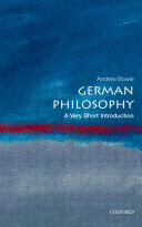 German Philosophy: A Very Short Introduction