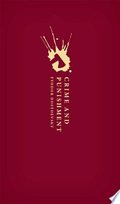 Book cover of 'Crime and Punishment' by Fyodor Dostoyevsky
