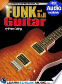 Funk and R B Guitar Lessons for Beginners