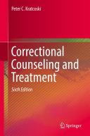 Correctional Counseling and Treatment Pdf/ePub eBook