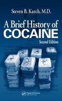 A Brief History of Cocaine Pdf/ePub eBook