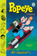 Popeye Classics  Vol  10   Moon Rocket  and more