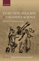 Pdf Evolution, Religion, and Cognitive Science Telecharger