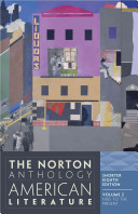 The Norton Anthology Of American Literature 1865 To The Present Book