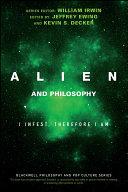 Alien and Philosophy
