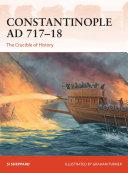 Constantinople AD 717   18