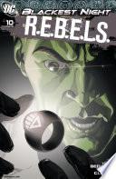 R.E.B.E.L.S. (2009-) #10