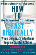 How to Fast Biblically Book