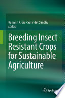 Breeding Insect Resistant Crops for Sustainable Agriculture Book