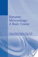 Dynamic Meteorology Book