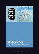 Elton John s Blue Moves Book