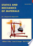 Solution Manual to Statics and Mechanics of Materials an Integrated Approach (Second Edition)