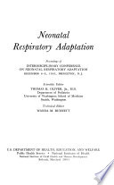 Neonatal Respiratory Adaptation Book PDF