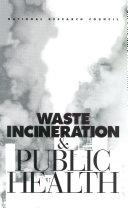 Waste Incineration and Public Health Pdf/ePub eBook
