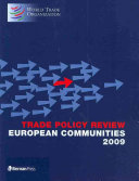 Trade Policy Review   European Communities 2009 Book