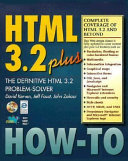 HTML 3.2 Plus How-to