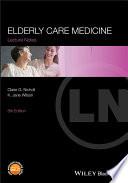 Elderly Care Medicine