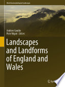 Landscapes and Landforms of England and Wales Book