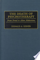 The Death of Psychotherapy