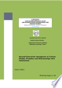 Second-Generation Immigrants in Catania (Sicily): Prejudice and Relationships with Institutions